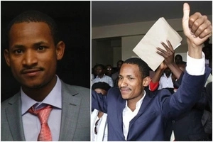 Meet Babu Owino's adorable wife and daughter (photos)