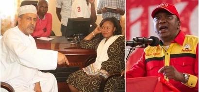 Senator DUMPS Jubilee Party ahead of elections