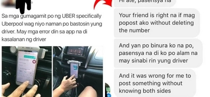 Think before you click! Concerned netizen's actions backfire when he shared this awful incident during his Uber ride