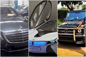6 Kenyan celebrities with the most EXPENSIVE and CLASSY cars (Photos)