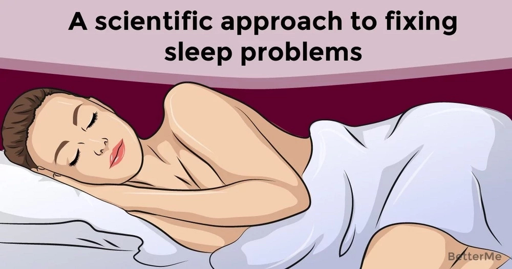 A scientific approach to fixing sleep problems