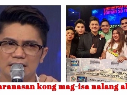 Panalo! Vhong Navarro proves he can make it to the top