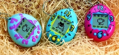 Are you a 90s kid? Tamagotchis are coming back!