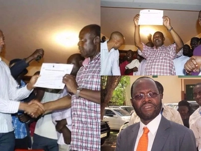 DRAMA in Kisumu as Jack Ranguma and Anyang Nyong'o are both declared winners