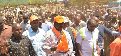 The secret meeting of Raila and Uhuru's allies that could change the 2017 race