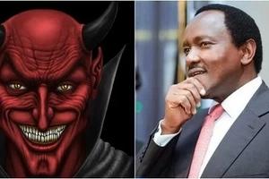 The devil is tempting Kalonzo to leave NASA- Senator claims