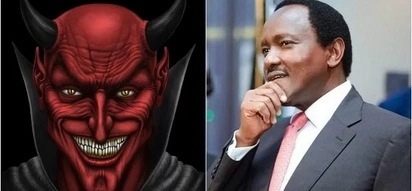The devil is tempting Kalonzo to leave NASA- Senator claims