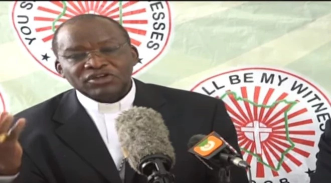 Raila left 'stranded' as Catholic bishops change tune a day after supporting him