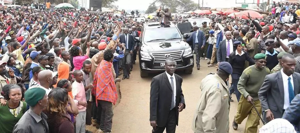 DP Ruto ridicules Raila's mindset on political defections