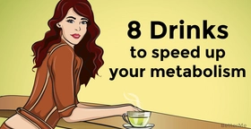 8 metabolism-boosting beverages to tone up your body