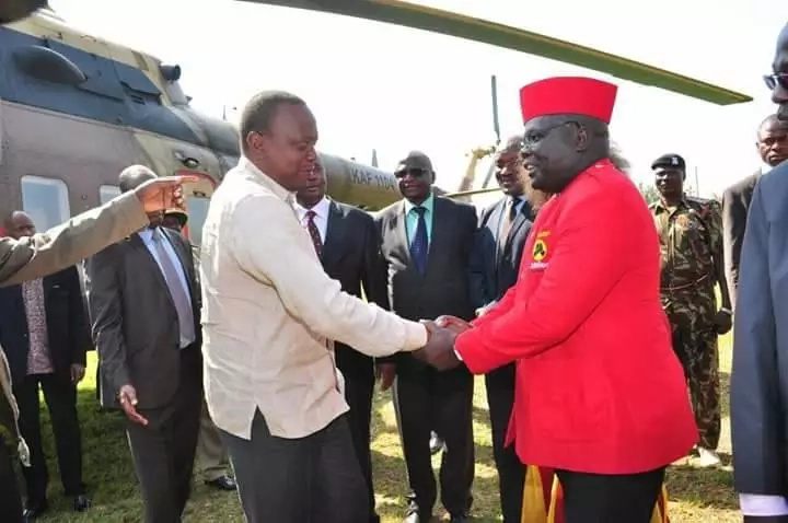 Big BLOW for Jubilee as KEY party point man in Western Kenya lose bid to become MP