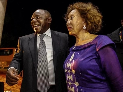 Tshepo Motsepe: Meet South Africa's new first lady