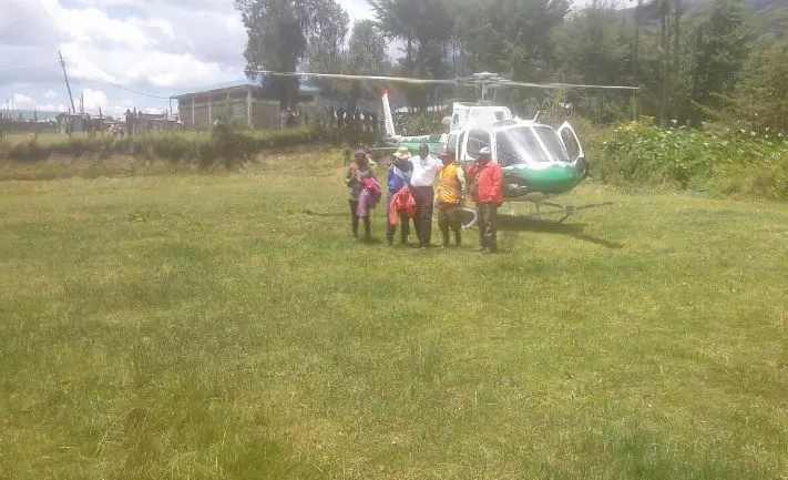 Aberdares hikers who went missing for days found alive