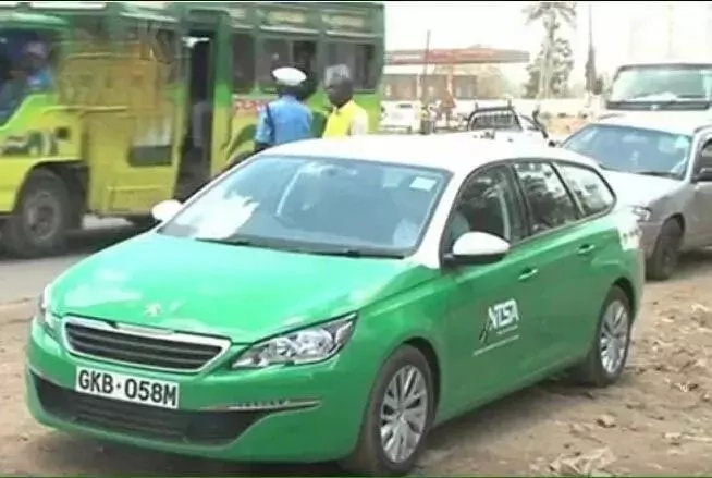 NTSA releases details of driver who ran over it's officer injuring him badly