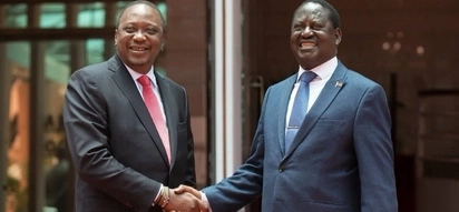It's a plus for Uhuru as opposition leaders back his big four agenda