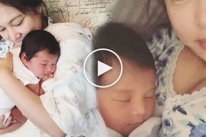 New hands-on mom Ruffa Mae Quinto reveals she takes care of her baby 24/7 and she's loving it! See her adorable photos.
