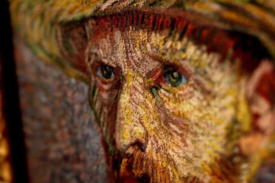 Descubren la verdad sobre la oreja de Van Gogh