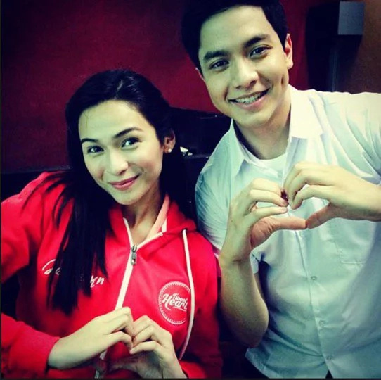 Jennylyn Mercado to be paired with Alden Richards?