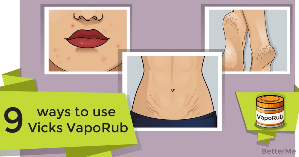 9 ways to use Vicks VapoRub