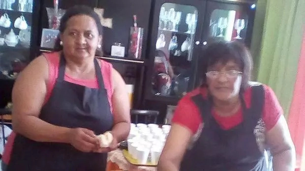 Woman, 67, gave up her job and opened her home to serve an entire community