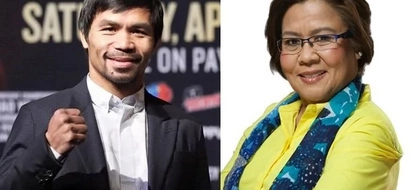 De Lima, Pacquiao fail to attend Senate orientation