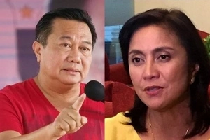 House Speaker Alvarez proves that VP Leni was actually fired