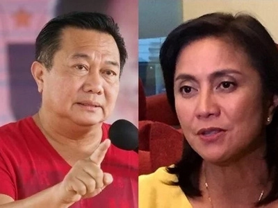 Was VP Leni fired? Alvarez gives his version of truth