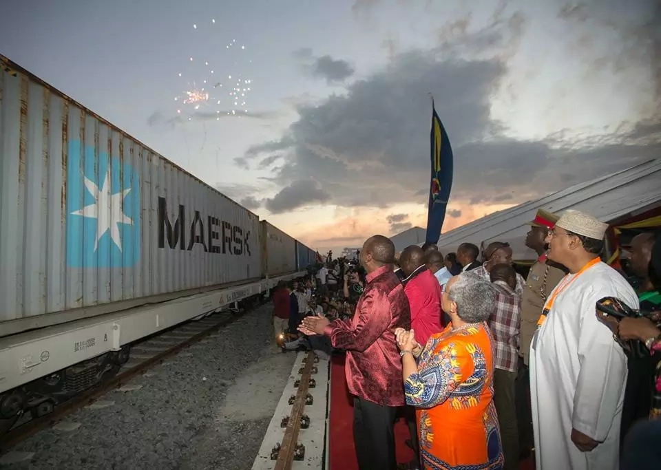 Uhuru's govt debunks the 'biggest lie' that Joho told about SGR