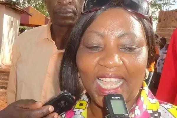 Mwakilishi wa wanawake wa kaunti ya Machakos asakwa na polisi