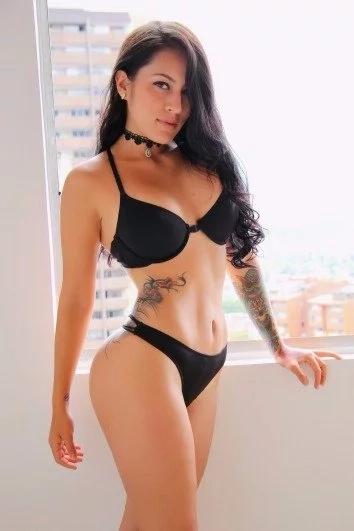 Las mejores modelos webcam de Colombia