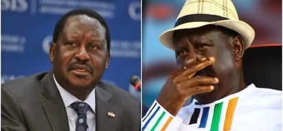 I am ready to pay the price of treason which is death - Raila Odinga reveals