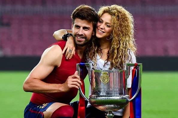 Shakira and her boys share the pain of their father
