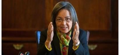 Democratic Alliance suspends Patricia de Lille following allegations of mismanagement