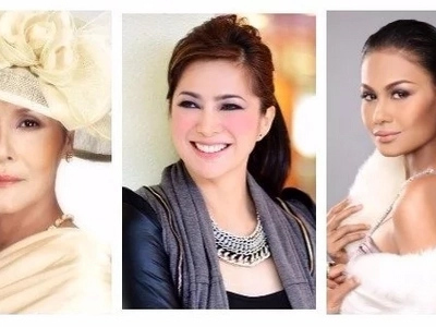 Pinay beauty queens who turned out to be among the finest actresses of the Philippine show business. Top 8!