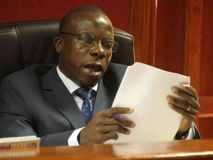 Jubilee tells CJ Maraga to remove Judge George Odunga from election-related cases