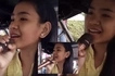 Good-looking tricycle passenger stuns crowd with amazing performance. She deserves some recognition