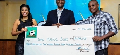 Mechanic from Tana River wins KSh 24.8 million jackpot