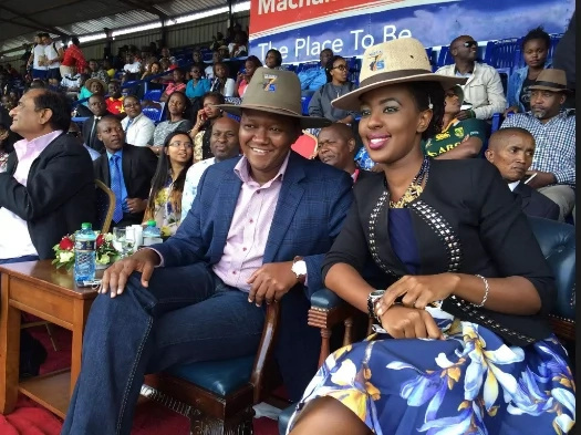 Alfred Mutua speaks after flooring Kalonzo's choice Wavinya Ndeti