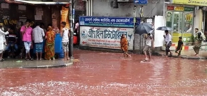 The streets of Dhaka have turned to rivers of blood