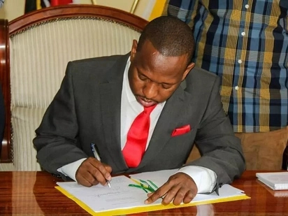 Uhuru, Ruto and Raila are friends, stop fighting - Mike Sonko tells Kenyans