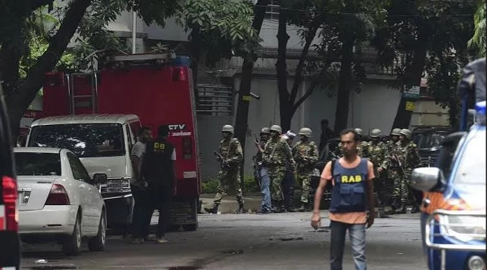 20 foreigners hacked to death in Dhaka siege