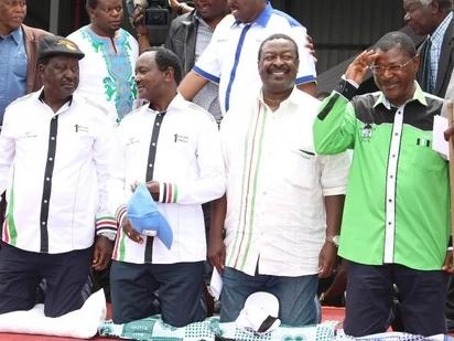 NASA yazuiwa kumteua mwanawe Kalonzo na nduguye Raila kwa uwakilishi wa EALA