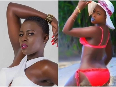 Musician Akothee lights up the internet again with this DARING stunt (VIDEO)
