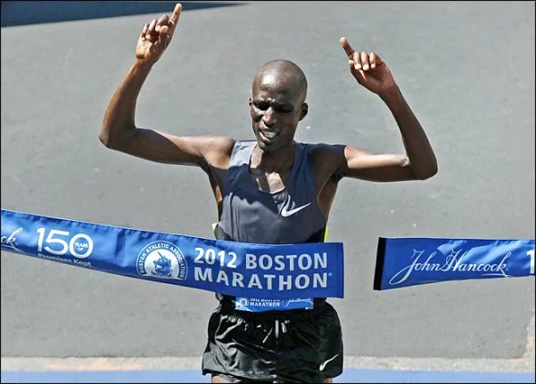 Bad water caused me stomach problems during marathon, says Kenyan MP Wesley Korir