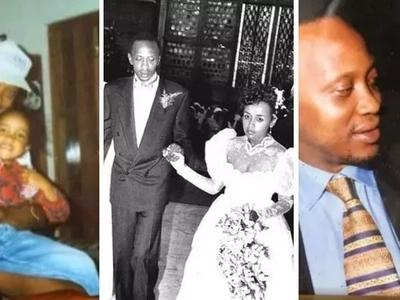 11 never seen photos of President Uhuru Kenyatta as a young man
