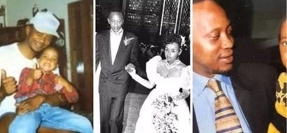 11 never seen photos of President Uhuru Kenyatta as a young man