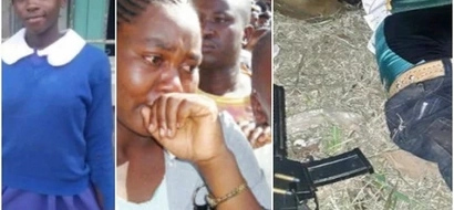 Class 8 girl disarms deadly armed thug and saves her dad in an unbelievable way