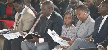 Tell us where your father was when others battled colonialists - Raila's aide tells DP Ruto