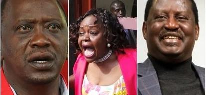 Prepare to lose to Raila Odinga, former CS tells Uhuru