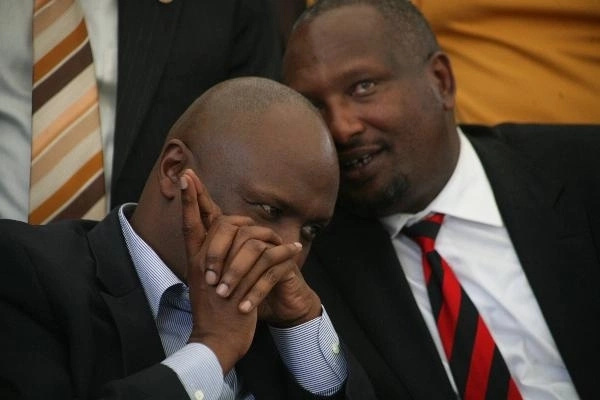 Angry Moi demands respect from DP William Ruto